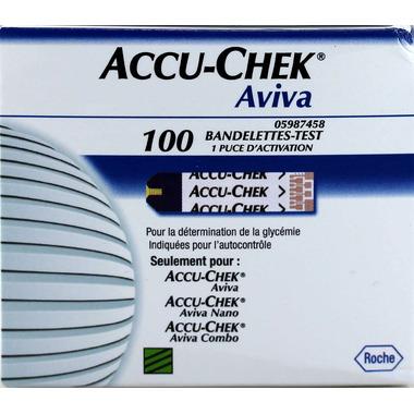 Accu-Chek Aviva Test Strips