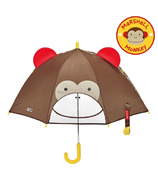 Skip Hop Zoo Little Kid Umbrella Monkey