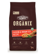 Castor & Pollux Organix Chicken & Brown Rice Dog Food