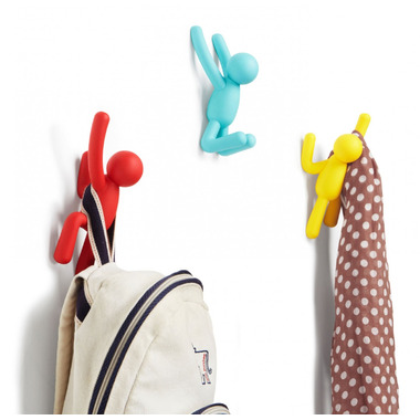 Umbra Buddy Hooks in Assorted Colours