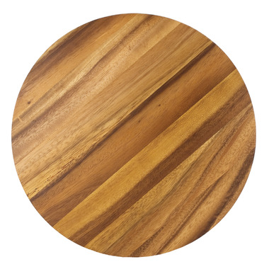 Ironwood Gourmet Circle Board Acacia Wood