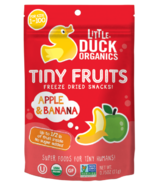 Little Duck Organics Tiny Fruit Apple Banana