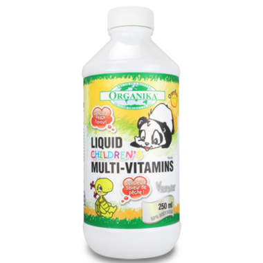 Organika Children\'s Liquid Multi-Vitamin