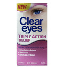 Clear Eyes Triple Action Relief