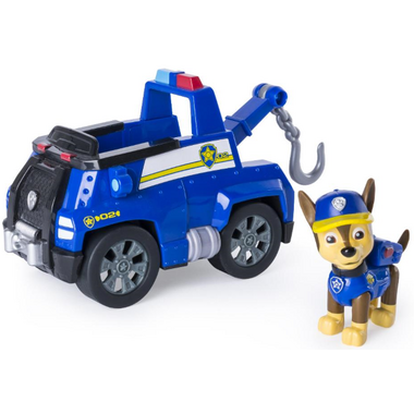 Paw Patrol Chase\'s Tow Truck