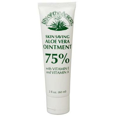 Lily of the Desert Skin Saving Aloe Vera Ointment