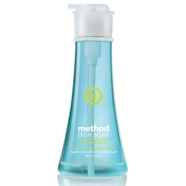 Method Dish Soap Pump in Sea Minerals