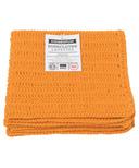 Now Designs Homespun Dishcloth Set Kumquat