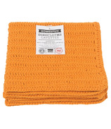 Now Designs Homespun Dishcloth Set Kumquat