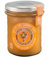 Wildly Delicious Butter Tart Caramel Sauce