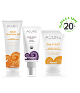 Acure Organics 3 Step Face Kit