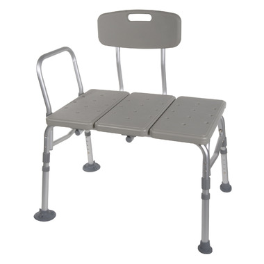 Drive Medical Knock Down Transfer Bench