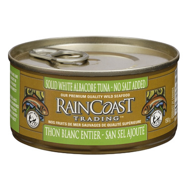Raincoast Trading Solid White Albacore Tuna