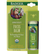 Badger Aromatherapy Focus Balm Stick