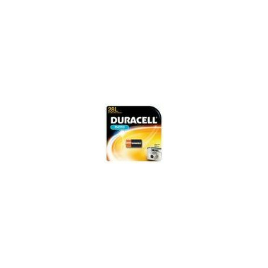 Duracell Coppertop Photo Battery