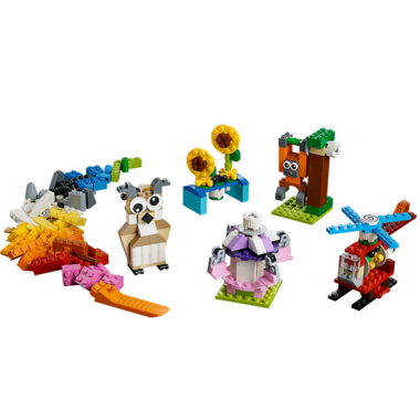 LEGO Bricks and Gears