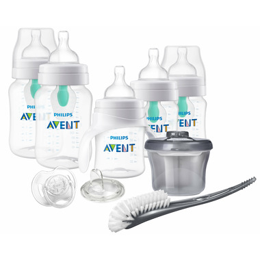 Philips AVENT AirFree Vent Bottle Newborn Starter Set