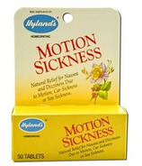 Hyland's Motion Sickness