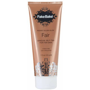Fake Bake Fair Self Tanning Lotion