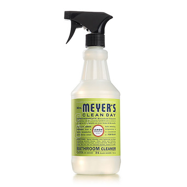 Mrs. Meyer\'s Clean Day Lemon Verbena Bathroom Cleaner
