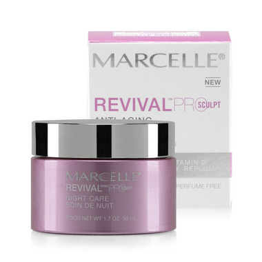 Marcelle Revival Pro-Sculpt Night Care
