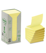 Post-it Recycled Pop-up Notes Yellow