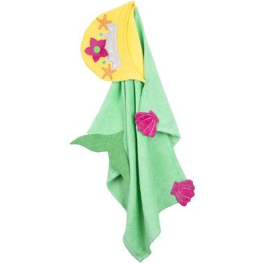 Zoocchini Toddler Towel Marietta the Mermaid