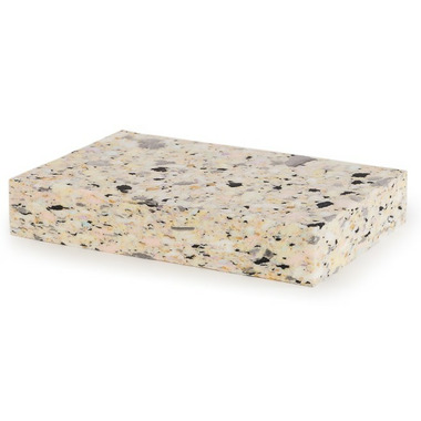 Halfmoon Chip Foam Yoga Block