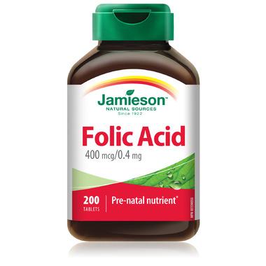 Jamieson Folic Acid