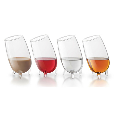 Final Touch Relax Liqueur Glasses