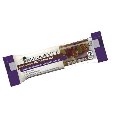 Brookside Dark Chocolate Fruit & Nut Bar Cranberry With Blackberry Flavour