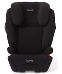 Nuna AACE High Back Booster Seat Caviar