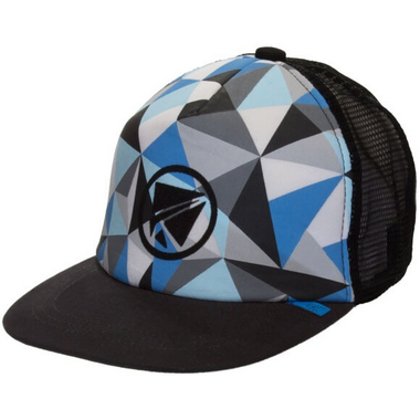 Calikids Trucker Hat Blue Combo