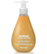 Method Gel Hand Wash Golden Citrus