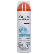 L'Oreal Men Expert Sensitive Skin Shave Gel with Aloe Vera