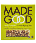 MadeGood Apple Cinnamon Organic Granola Bars