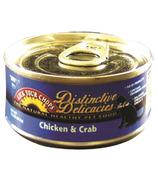 Lick Your Chops Distinctive Delicacies Cat Food CASE OF 24