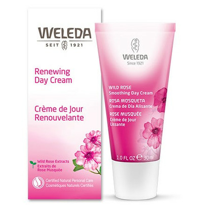 Weleda Renewing Day Cream – Wild Rose