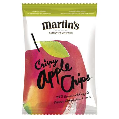 Martin\'s Crispy Apple Chips Snack Size