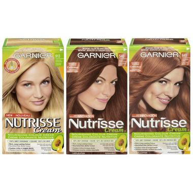 Garnier Nutrisse Cream Hair Colour