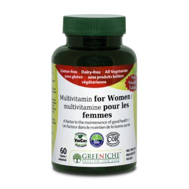 Greeniche Multivitamin for Women