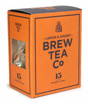 The Brew Tea Co. Lemon and Ginger Tea