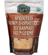 Lundberg Organic Sprouted Brown Basmati Rice