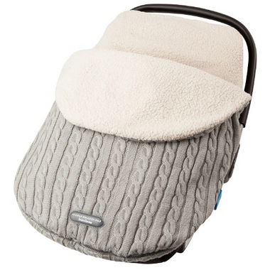 JJ Cole Infant Knit BundleMe Knit Graphite