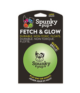 Spunky Pup Fetch & Glow Ball Large