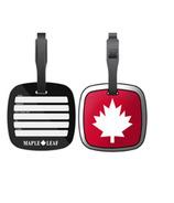 Maple Leaf Travel Jumbo Luggage Tag