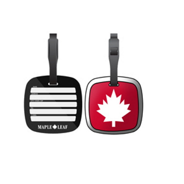 Maple Leaf Travel Jumbo Luggage Tag