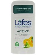 Lafe's Active Deodorant Stick