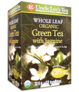 Uncle Lee's Whole Leaf Organic Green Tea With Jasmine