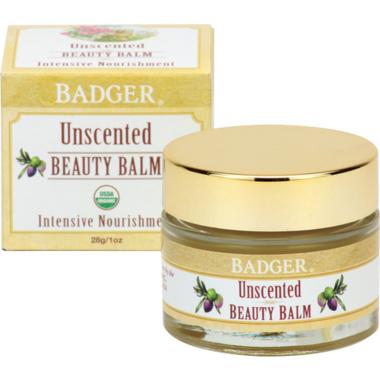 Badger Unscented Beauty Balm